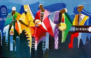 'zongo jams' by Mark Buku