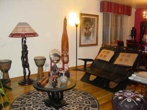African Home furnture